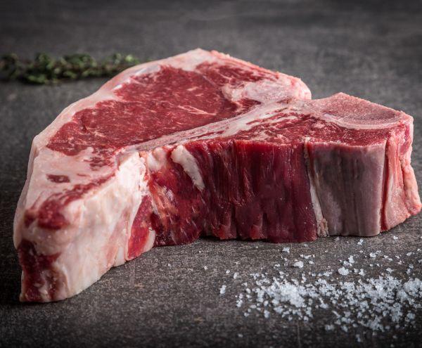 T-Bone Steak Creekstone Farms