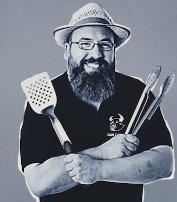 Grafik-Portrait 4 Zeremonienmeister No Typo