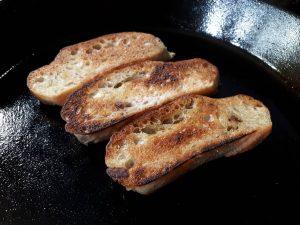 Brot-grillen