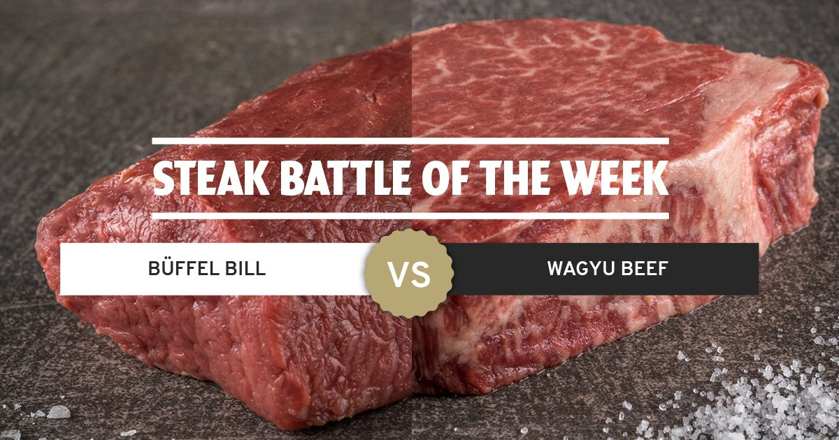 Steak Battle