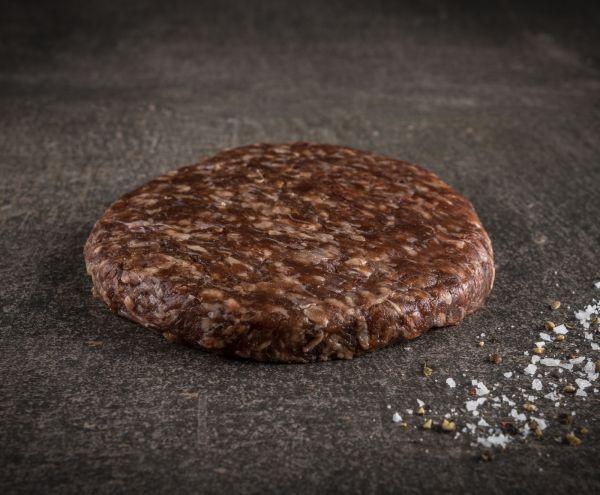 Gourmet Burger Patty Büffel Bill