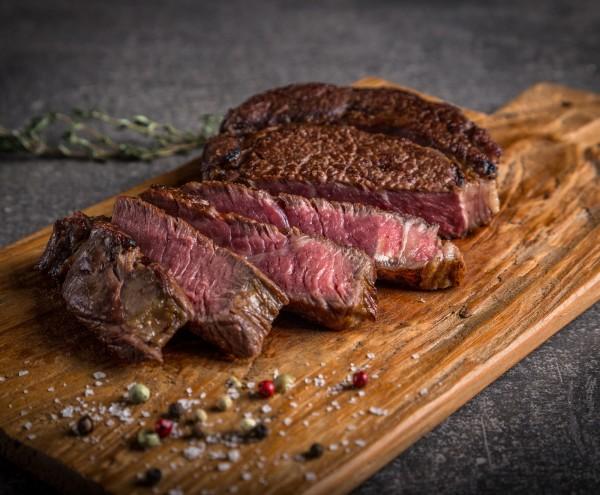 Irisches Dry Aged Rib Eye Steak