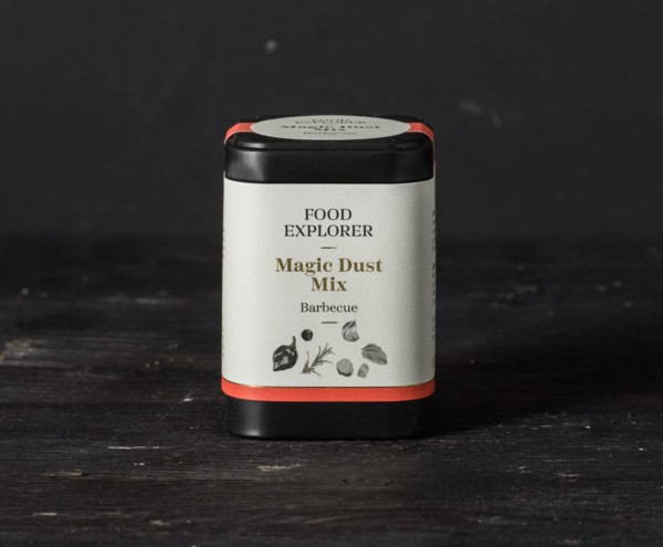 Magic Dust Mix Barbecue