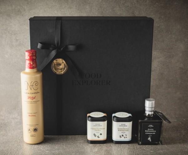 Geschenkbox 'Gourmet Basics'