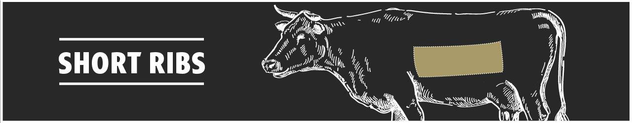 Short Ribs online kaufen bei Don Carne.de » Nur allerbeste Qualität ✔ Sichere & schnelle Lieferung ✔ Kontrollierte und zertifizierte Herkunft ✔ Kostenloser Versand ab 99€ Bestellwert ✔
