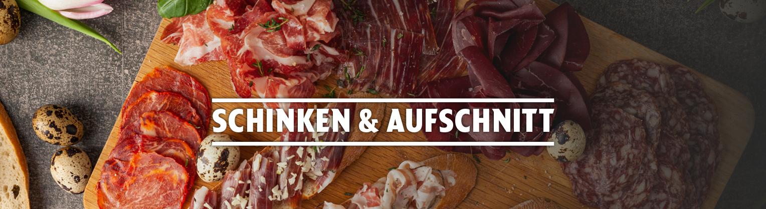 Aufschnitt und Schinken online kaufen bei Don Carne.de » Nur allerbeste Qualität ✔ Sichere & schnelle Lieferung ✔ Kontrollierte und zertifizierte Herkunft ✔ Kostenloser Versand ab 99€ Bestellwert ✔