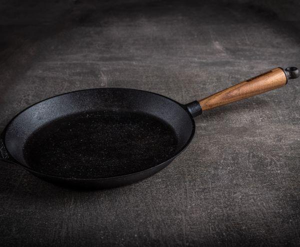 Skeppshult Bratpfanne aus Gusseisen | Ø 28 cm