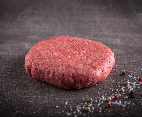 US Black Angus Burger Patty
