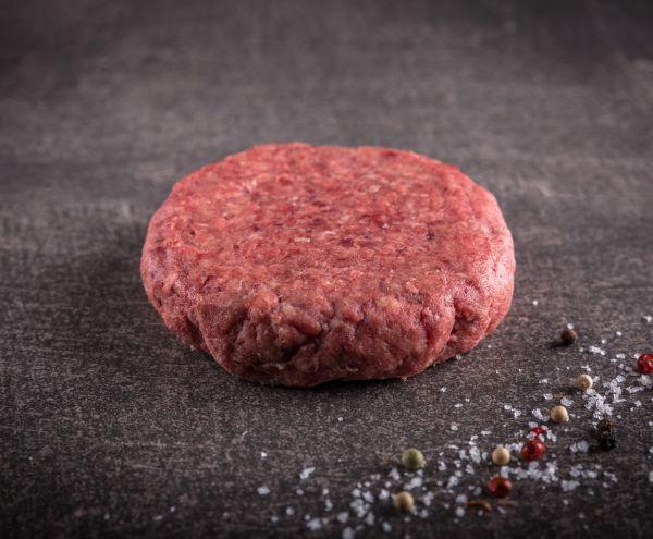 US Black Angus Dry Aged Burger Patty