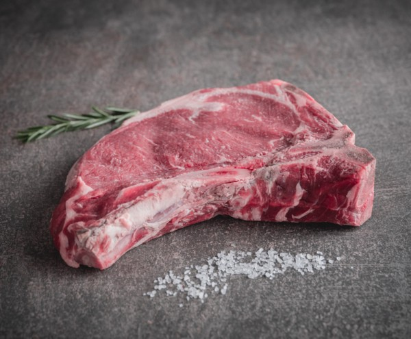 Italienisches Chianina Rib Eye Bone In