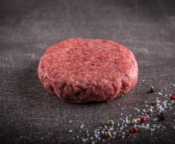 US Black Angus Dry Aged Burger Patty