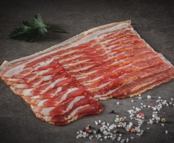 Niederrheinischer Duroc Bacon