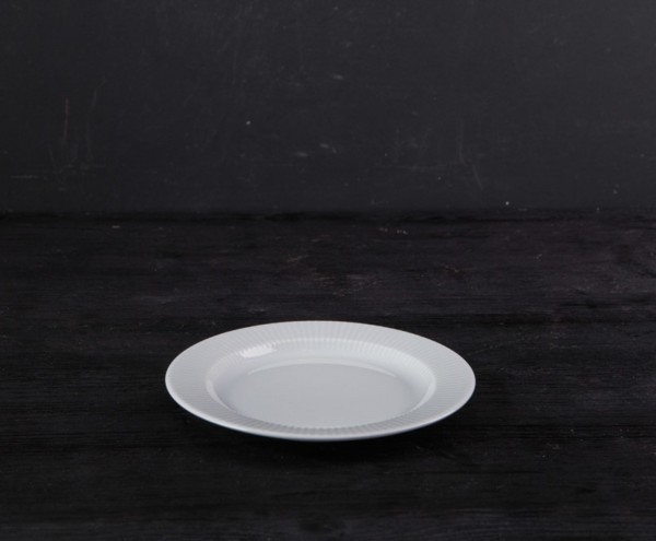 Dessertteller Legio Nova weiß (19cm)