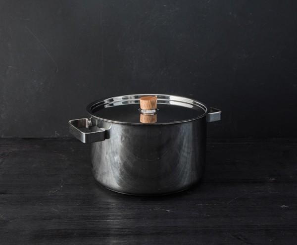Edelstahl Kochtopf Nordic Kitchen (20cm)