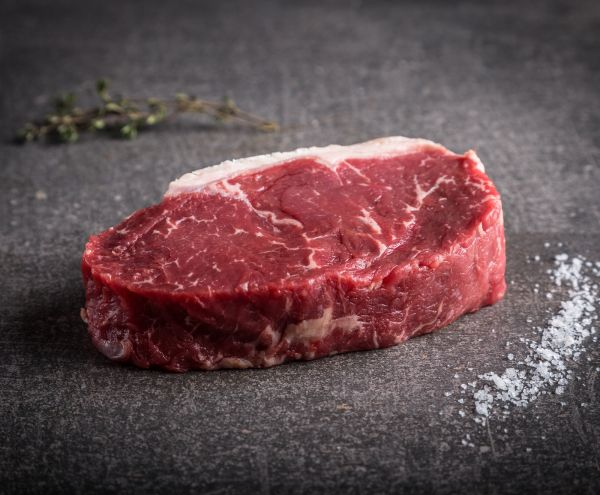 Australisches Black Angus Rumpsteak