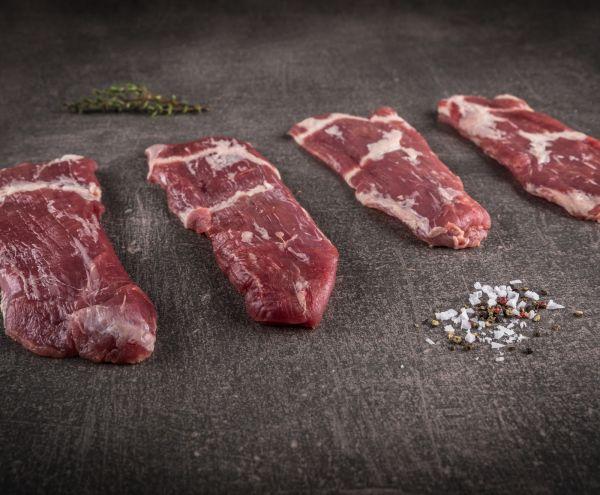 Niederrheinisches Duroc Flank Steak