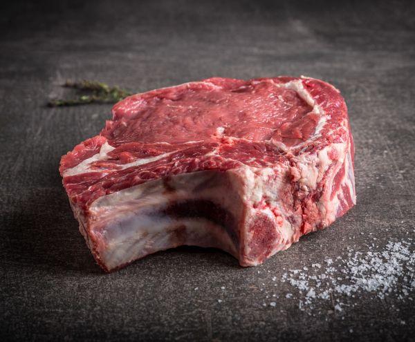 Rib Eye Bone In Steak Sheelin