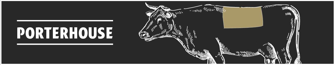 Porterhouse Steak online kaufen bei Don Carne.de » Nur allerbeste Qualität ✔ Sichere & schnelle Lieferung ✔ Kontrollierte und zertifizierte Herkunft ✔ Kostenloser Versand ab 99€ Bestellwert ✔