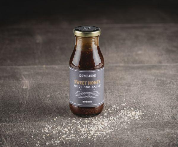 Sweet-Honey BBQ Sauce