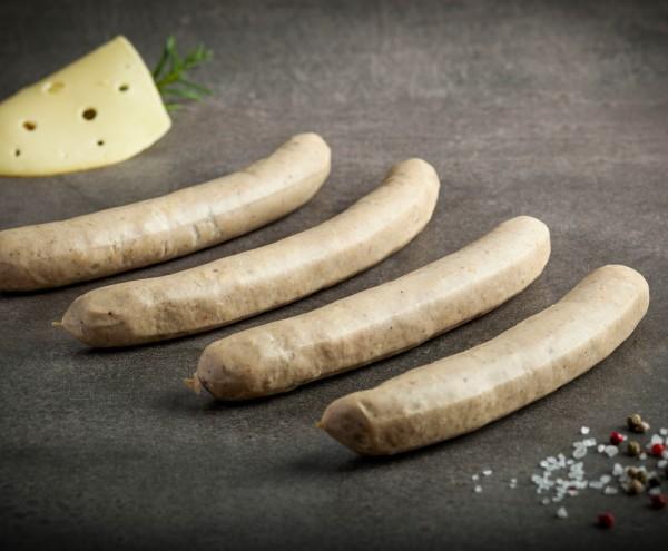 Gourmet Gouda Rinderbratwurst