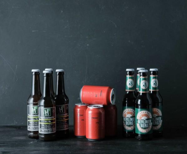 Craft Beer Paket 'BBQ' klein