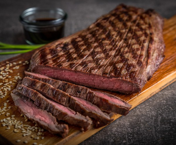 Australisches Black Angus Flank Steak