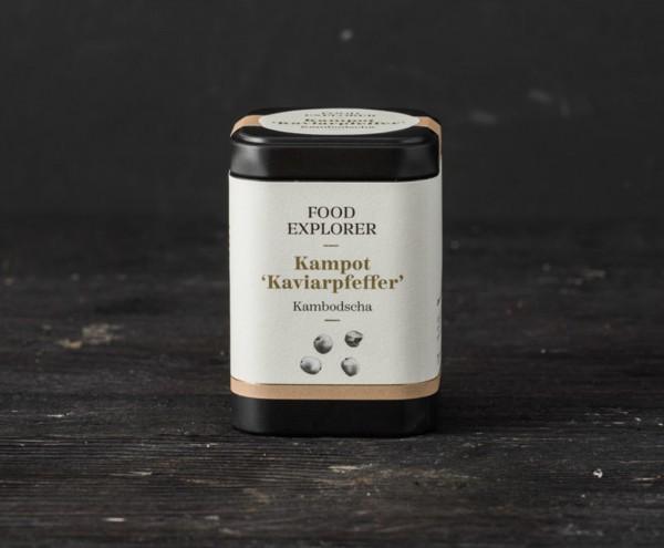 Kampot 'Kaviarpfeffer'
