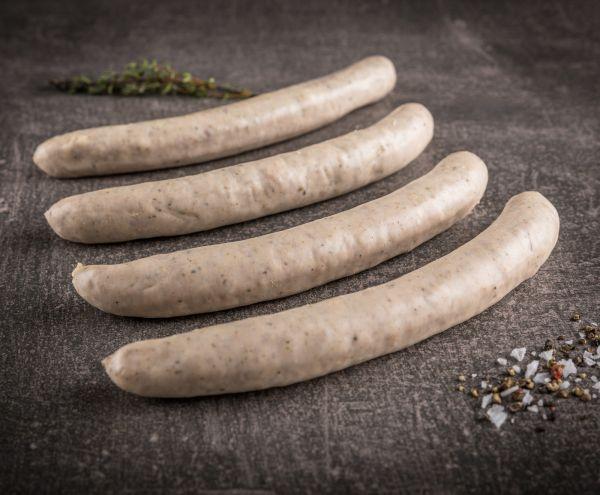 Niederrheinische Duroc Bratwurst