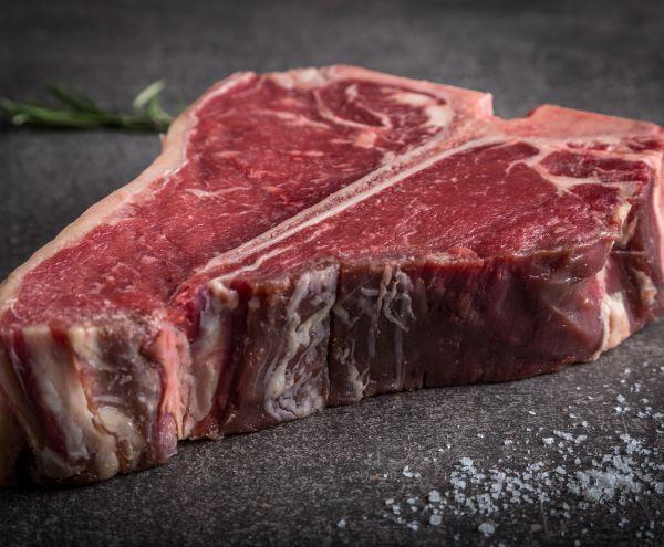 Irisches Porterhouse Steak