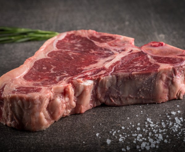 US Black Angus T-Bone Steak