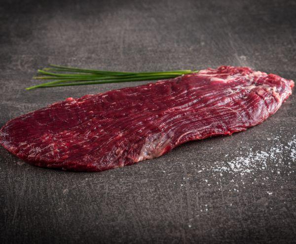 Kanadisches Black Angus Flank Steak