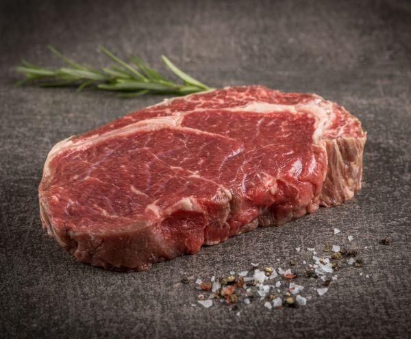 Deutsche Simmentaler Färse Rib Eye Steak