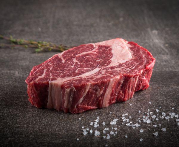 Wagyu Rib Eye Steak Morgan Davis Ranch