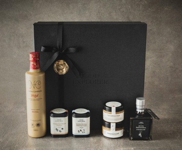 Geschenkbox 'Gourmet Highlights'