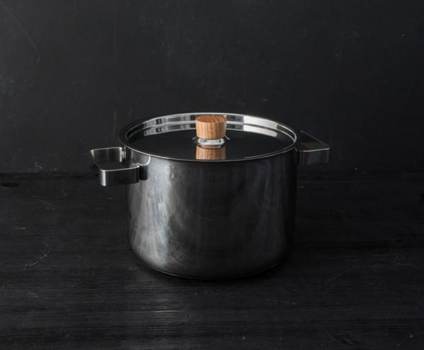 Edelstahl Kochtopf Nordic Kitchen (24cm)