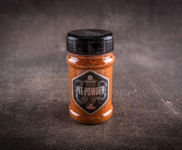 Ankerkraut Pit Powder BBQ Rub