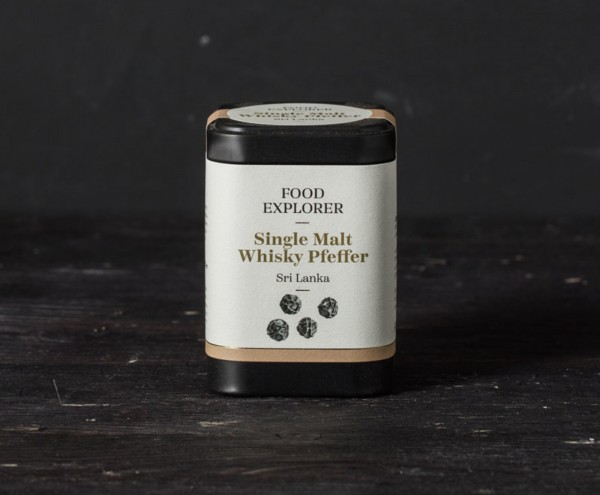 Single Malt Whisky Pfeffer
