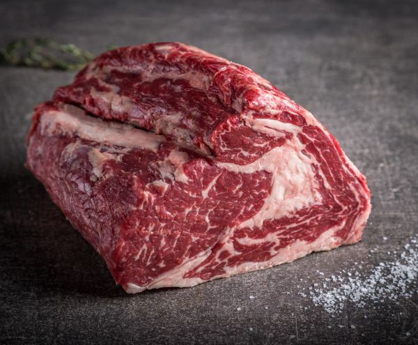 Australisches Black Angus Rib Eye