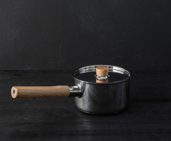 Edelstahl Kasserolle Nordic Kitchen (16cm)