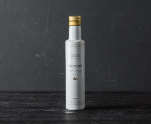Gourmetöl - Chili & Knoblauch