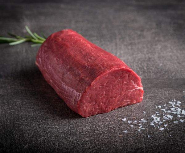 Kanadisches Black Angus Filet
