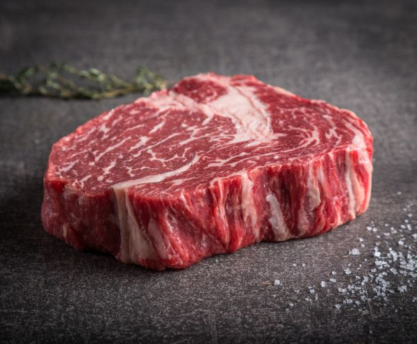 Rib Eye Steak Creekstone Farms