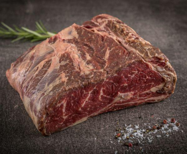 Deutsche Simmentaler Färse Dry Aged Rib Eye Steak