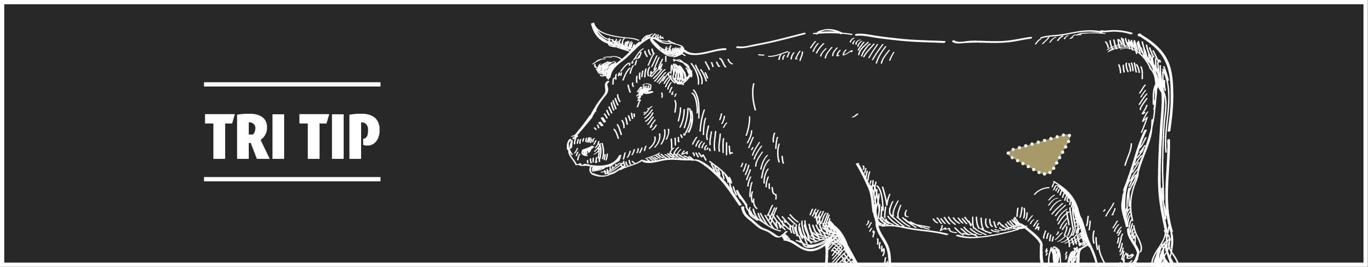 Tri Tip online kaufen bei Don Carne.de » Nur allerbeste Qualität ✔ Sichere & schnelle Lieferung ✔ Kontrollierte und zertifizierte Herkunft ✔ Kostenloser Versand ab 99€ Bestellwert ✔