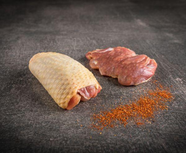 Hähnchenkeule Französisches Maishähnchen