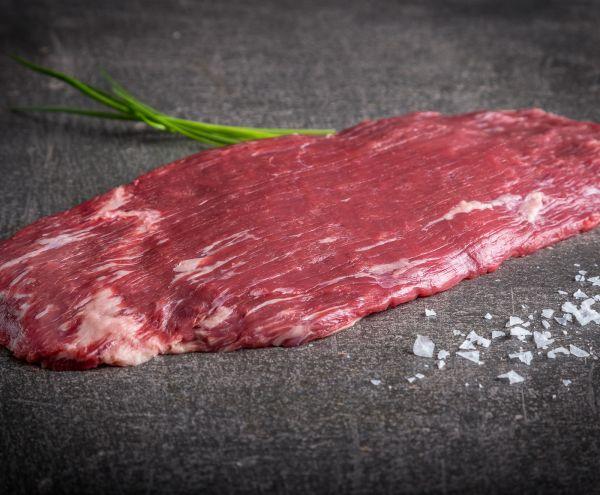 Australisches Black Angus Flank Steak