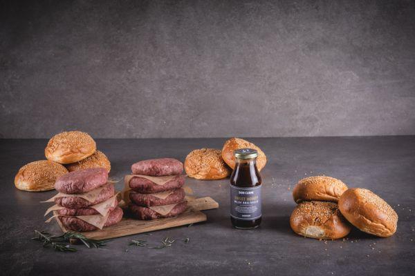 """""""Classic Burger"""" Paket für 4-8"""