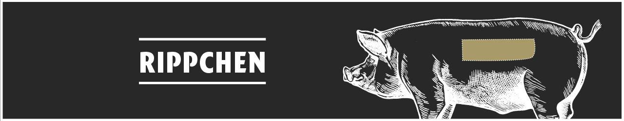 Rippchen online kaufen bei Don Carne.de » Nur allerbeste Qualität ✔ Sichere & schnelle Lieferung ✔ Kontrollierte und zertifizierte Herkunft ✔ Kostenloser Versand ab 99€ Bestellwert ✔