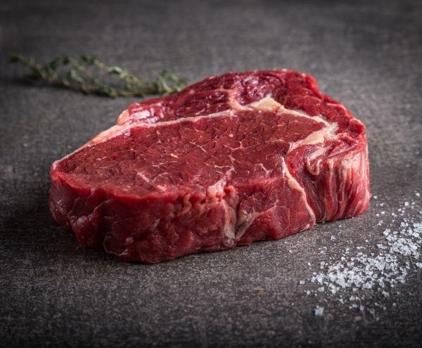 Irisches Rib Eye Steak