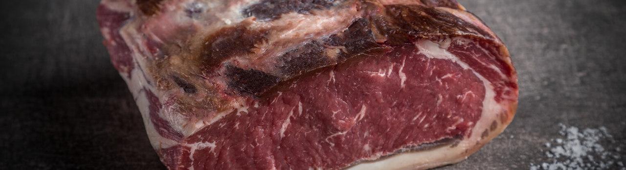 Premium Dry Aged Rindfleisch online kaufen bei Don Carne.de » Nur allerbeste Qualität ✔ Sichere & schnelle Lieferung ✔ Kontrollierte und zertifizierte Herkunft ✔ Kostenloser Versand ab 99€ Bestellwert